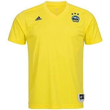 Adidas Alba Berlin Baloncesto Shooter Jersey Camiseta BBL aj4844, NBA, Todo el año, Casa, Color AJ4844, tamaño Large: Amazon.es: Deportes y aire libre