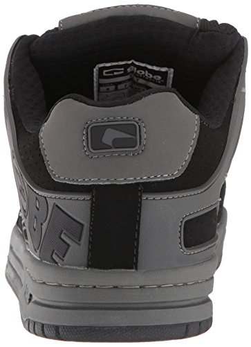 Skate Tilt Charcoal Globe Men's Black Shoe qEW4wO