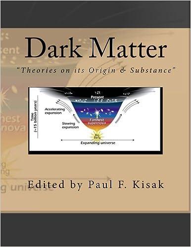 Book Dark Matter: