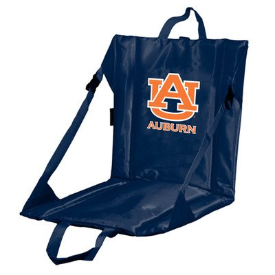 NCAA Stadium Beach Chair with Cushion NCAA Team: Auburn