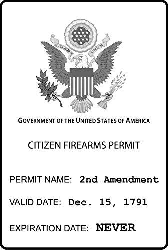 2ND AMENDMENT CITIZEN GUN PERMIT 4