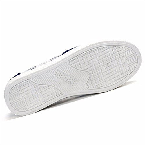 Fanessy Women Trainers White pOmB2