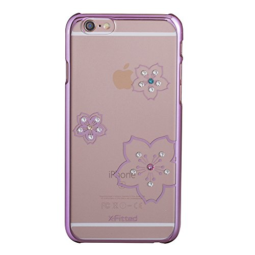 X-Fitted Case for iPhone 6/6s – Blossoming (PINK)
