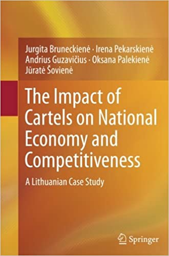 The Impact of Cartels on National Economy and Competitiveness: A Lithuanian Case Study