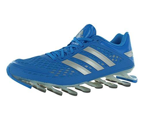 adidas Springblade Razor Running Shoes Boys' Grade School Authentic Sneakers (7) Blue (Shoes Adidas Blade)
