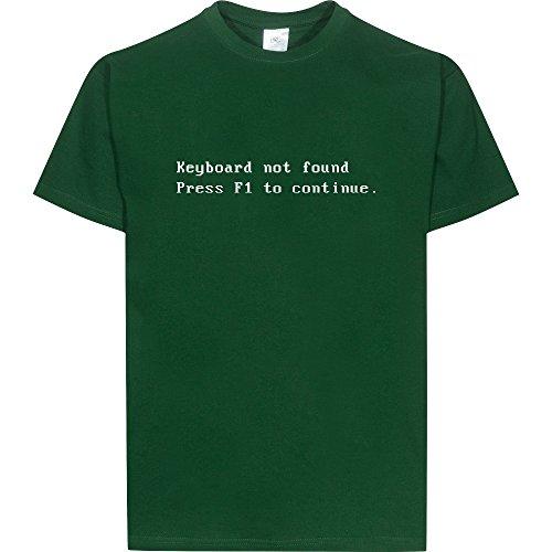 Keyboard T Bouteille Vert Not Found shirt 3dsupply q6wB4xE4