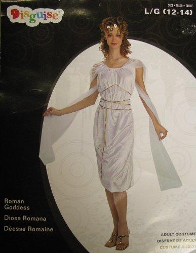 Roman Goddess Costume (Roman Goddess Costume)