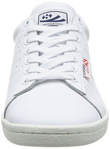 4832 white Zapatillas Blanco S900 Superga Adulto Unisex Efglu d8fdWn6