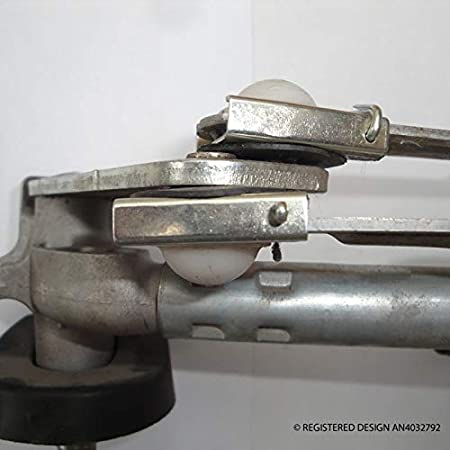 Motor de limpiaparabrisas reparación de la canal atm-ni: Amazon.es: Bricolaje y herramientas