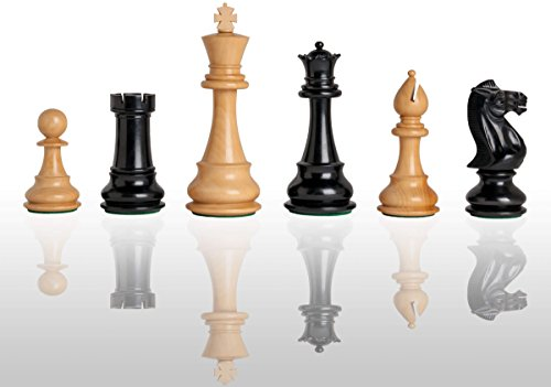 The Classic Chess Set - Pieces Only - 6.0