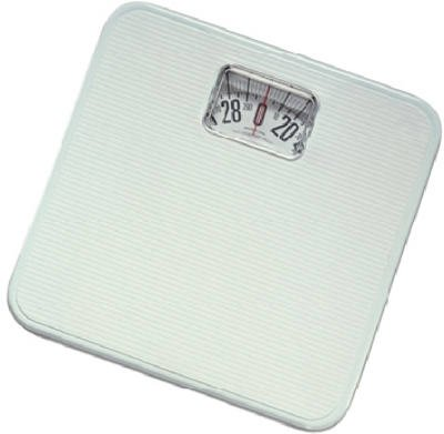 Taylor Precision Products Mechanical Rotating Dial Scale (White)