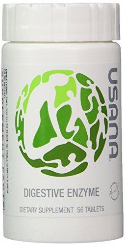 USANA Digestive Enzyme (56 Tablets / Bottle)