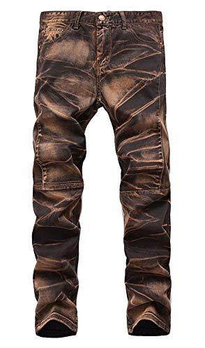 Jeans Uomo 521 Targogo Jeans braun Targogo braun Targogo Uomo 521 Jeans p0dzdqn