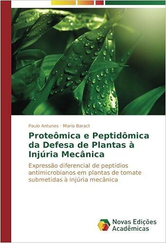 Proteômica e Peptidômica da Defesa de Plantas à Injúria ...