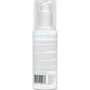 Aqua Glycolic Facial Cleanser, 6 Ounce Bottle brought to you by Aqua Glycolic