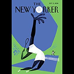 The New Yorker, September 5th 2016 (Emma Allen, Janet Malcolm, James Surowiecki)