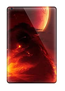Special Skin Case Cover For Ipad Mini 2, Popular Space Fire Phone Case