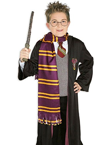 Rubie's Costume Co - Harry Potter Gryffindor Economy Scarf - One Size - Brown