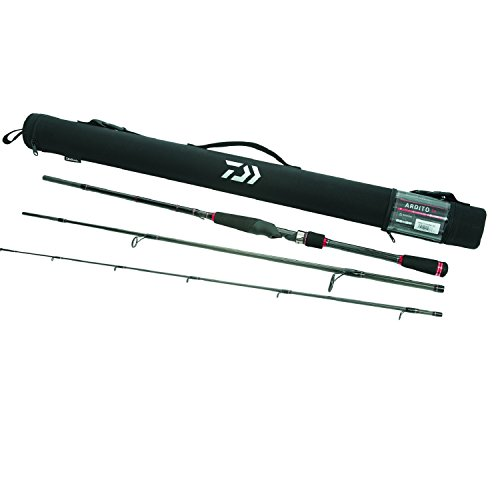 Daiwa ARDT763MLXS-Ardito-4-15 lb Test Rod Review
