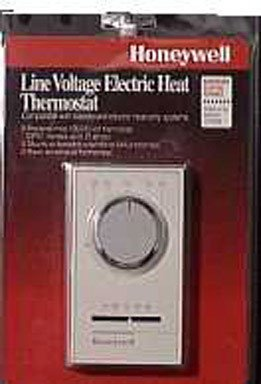 Honeywell CT62B1015 Premium Thermostat for Electric Baseboard - Thermostat Baseboard Honeywell