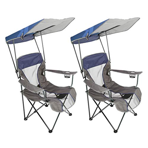 (Aromzen Premium Canopy Chair Royal - 2 Pack)