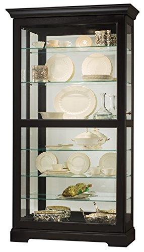 - Howard Miller Tyler II Curio/Display Cabinet