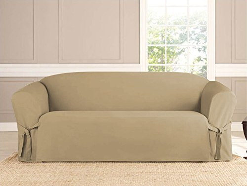 micro suede slipcover