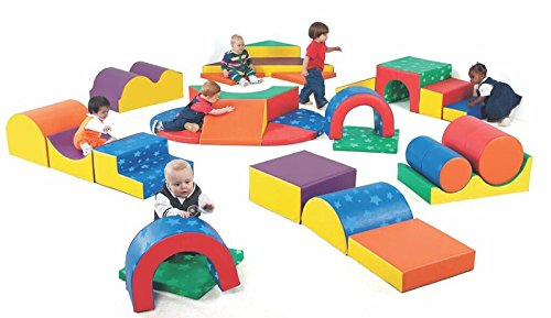 CHILDREN'S FACTORY CF710-113PT Gross Motor Play Group