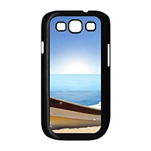 HXYHTY Phone Case Island Beach Hard Back Case Cover For Samsung Galaxy S3 I9300