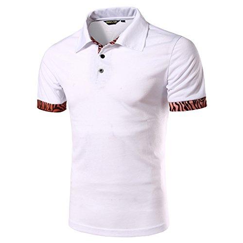 (メイク トゥ ビー) Make 2 Be メンズ カジュアル ポロシャツ ゴルフ MF27