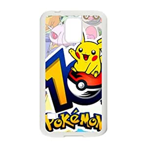 Pokemon Lovely Pikachu Cell Phone Case for Samsung Galaxy S5