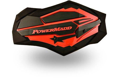 PowerMadd 34477 Black Sentinel Armor Handguard Extension