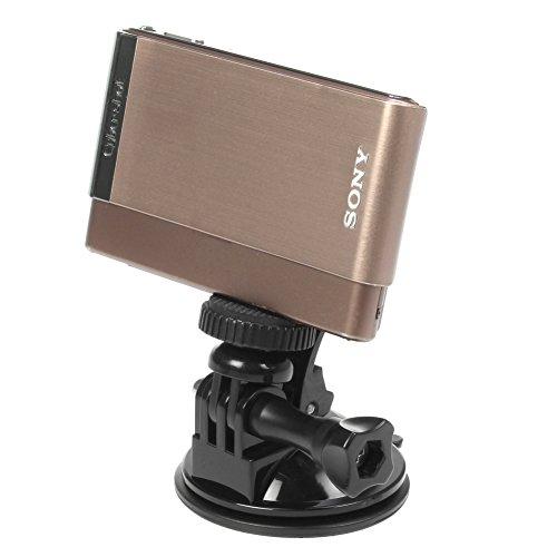 BIRUGEAR Camera Suction Tripod Holder / Car Mount for Canon PowerShot SX710 HS, SX700 HS, SX610 HS, SX600 HS, SX280 HS, SX260 HS, SX170 IS, SX160 IS, SX150, G7 X, D30