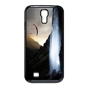 Extreme Sports Skiing Skateboard Baseball Phone Case Cover for SamSung Galaxy S4 I9500 case TSL126116