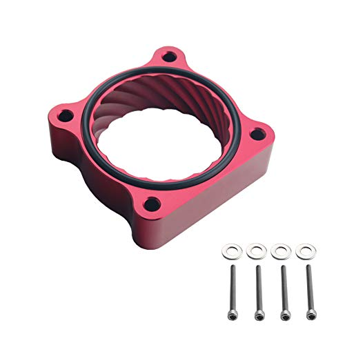JGR Aluminum Throttle Body Spacer For Focus ST 2013-2018 Focus RS 2016-2018 -