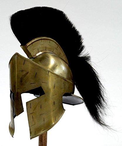 New Leonidas 300 Helmet w/ Plume
