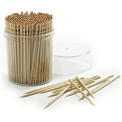 Wood Toothpicks (360 pieces)