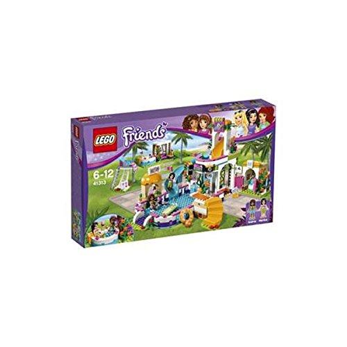 レゴジャパン 41313 レゴ(R)フレンズ ドキドキウォーターパーク 41313 【LEGO】 ホビー エトセトラ おもちゃ ブロック LEGO レゴ top1-ds-1936427-ah [簡素パッケージ品] B079Q5LBS8