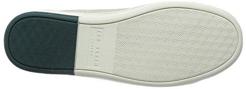 Bakerslowne Basse Bianco white Scarpe Uomo 2 bianco Da Ted Ginnastica 7dxFpAwAq
