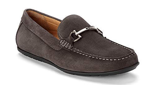 Dark Vionic Moc Men's Grey 9 M Driving Mason Mercer US ggIxw