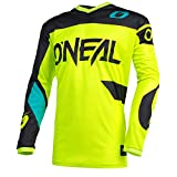 O'Neal Element Racewear Neon Yellow Men motocross