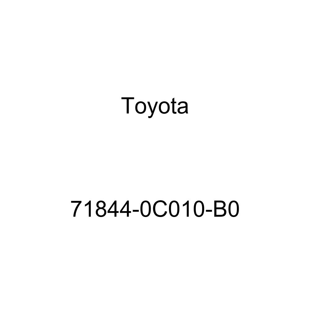 TOYOTA 71844-0C010-B0 Seat Reclining Cover