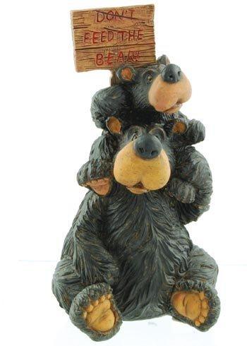 Willie Black Bears Holding