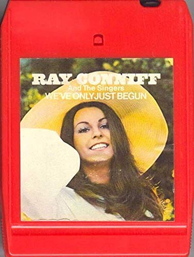 RAY CONNIFF: We've Only Just Begun -26588 8 Track Tape