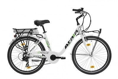Atala E Run Lady Litio Donna 36v Bici Bicicletta Elettrica A