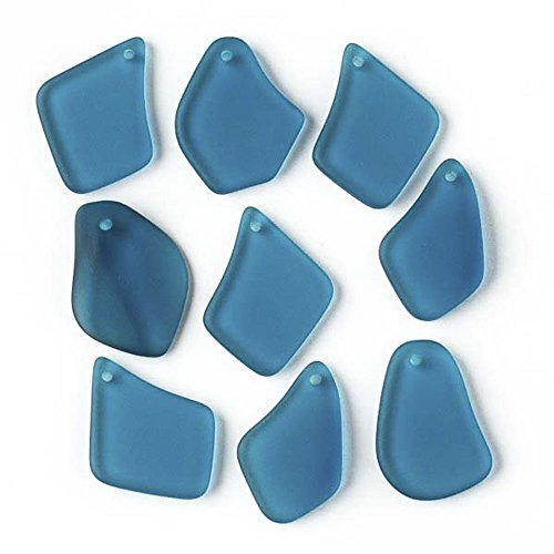 sea glass for jewelry making - 9