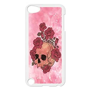 Patterned Skull Snap-on Hard Back Skins Hard Case Cover FOR Ipod Touch 5 AKG266543
