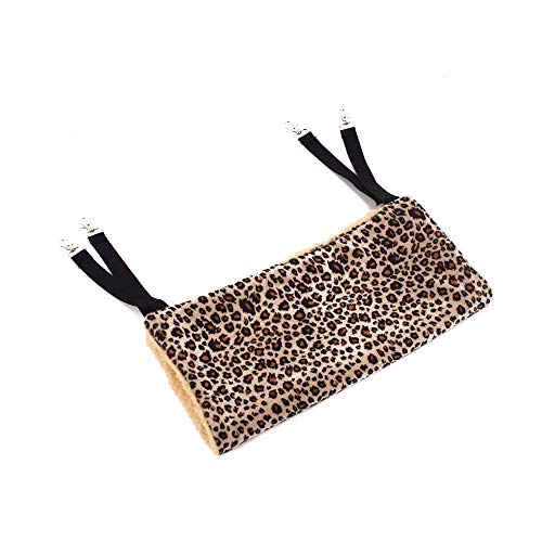 ZZH Lamb Cashmere Pet Bed Hammock Sleeper for Small Animals