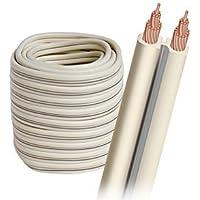 AudioQuest G-2 bulk speaker cable - 16 AWG 30 (9.14m) spool - gray jacket