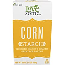 LoveSome Corn Starch, 16 Ounce
